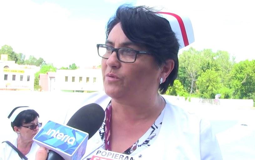 Agata Sebik w rozmowie z Interią /INTERIA.PL