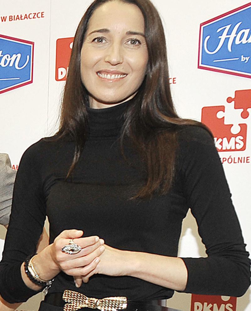 Agata Steczkowska /- /AKPA