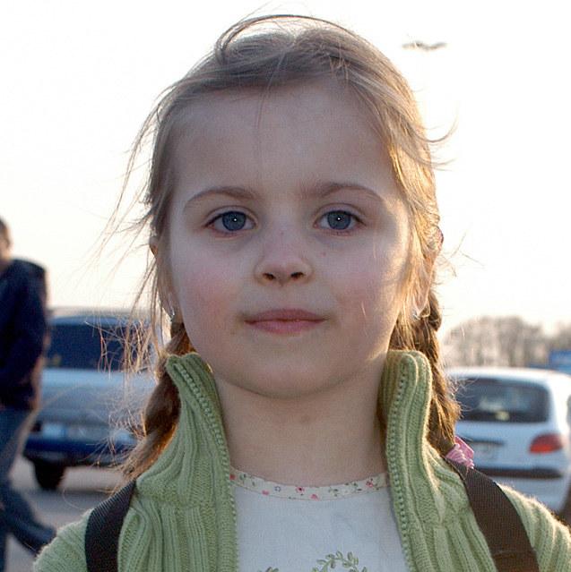 Agata Szafrańska w 2005 roku /AKPA