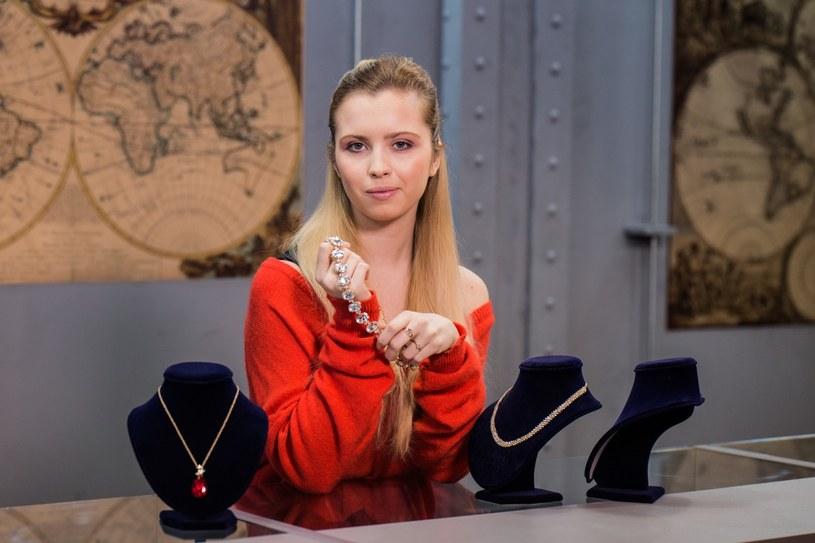 Agata Szafrańska /TV PULS /materiały prasowe
