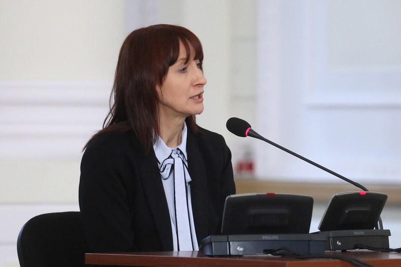 Agata Szpakowska-Ignaczak /Paweł Supernak /PAP