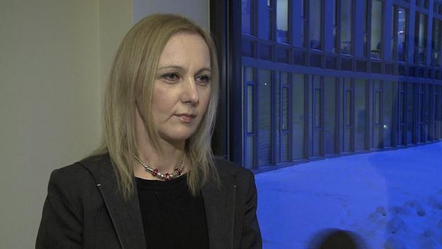 Agata Szymborska-Sutton, ekspertka z firmy doradczej Tax Care /Newseria Biznes