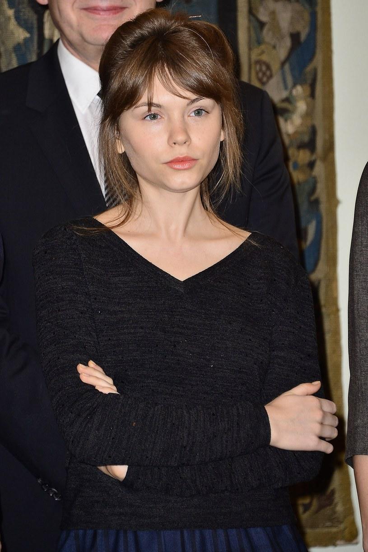 Agata Trzebuchowska, 2015 r. /Radosław Nawrocki /Agencja FORUM