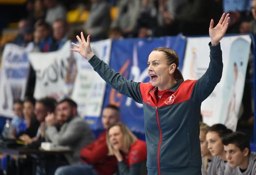 Agata Wypych ma poprowadzić drużynę z Piotrkowa /Norbert Barczyk / PressFocus /East News