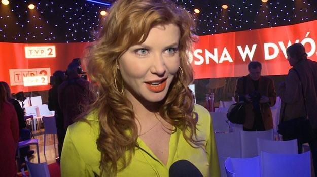 """Agata Załęcka gra w serialu """"Na sygnale"""" kierowcę karetki /Newseria Lifestyle"""
