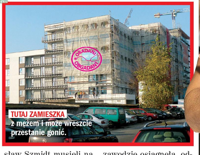 Agatę Młynarską czeka wkrótce przeprowadzka do nowego mieszkania /Rewia
