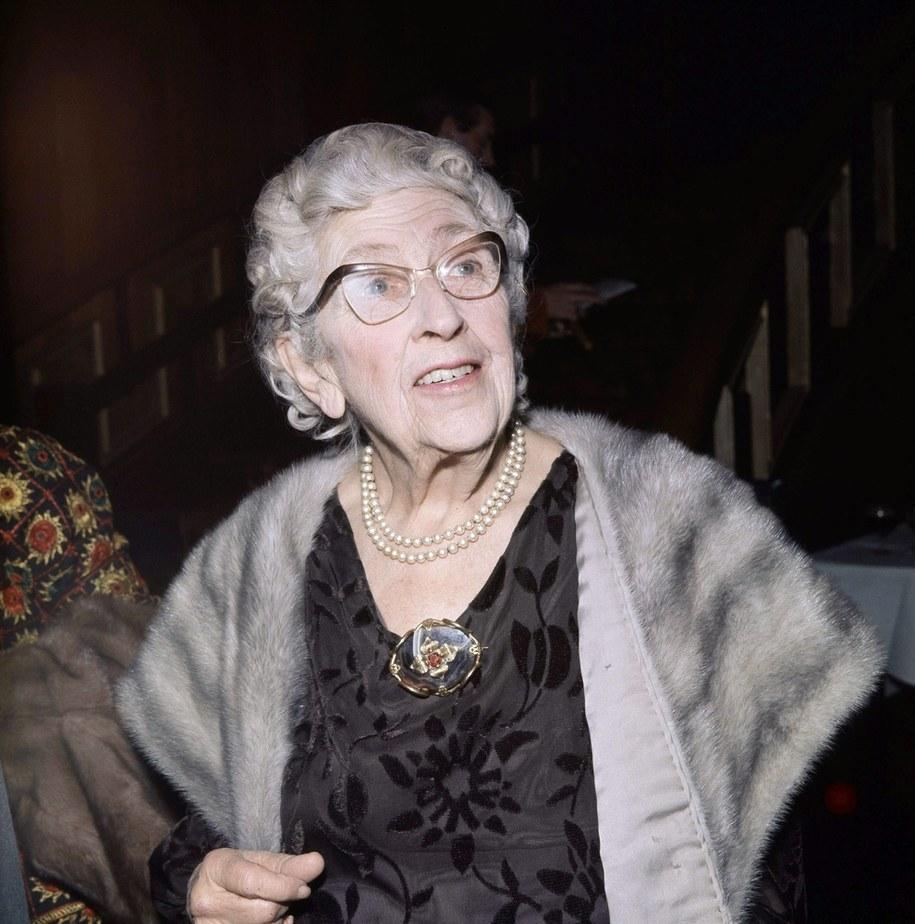 Agatha Christie /PAP/DPA