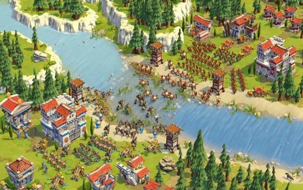 Age of Empires jeszcze nigdy nie był tak piękny i kolorowy! /Informacja prasowa
