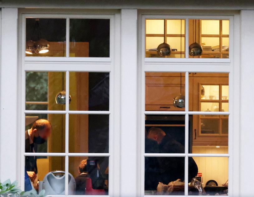 Agenci CBA przeszukali dom Romana Giertycha /Piotr Molecki /East News