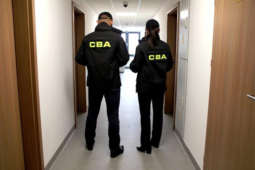 Agenci CBA/Zdj. ilustracyjne /cba.gov.pl /