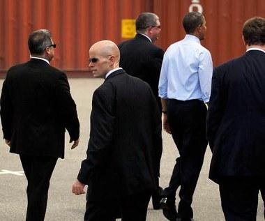 Agenci Secret Service odesłani z Kolumbii do kraju