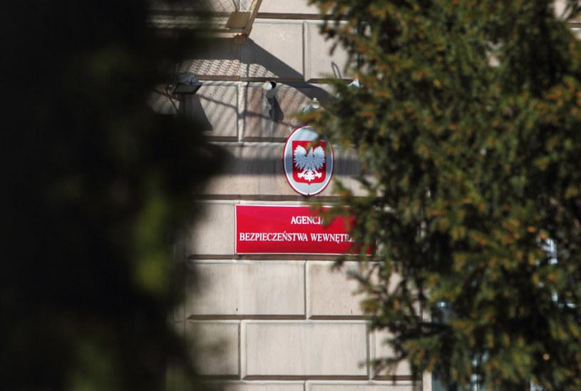 Agencja Bezpieczeństwa Wewnętrznego; zdj. ilustracyjne /Stanisław Kowalczuk /East News