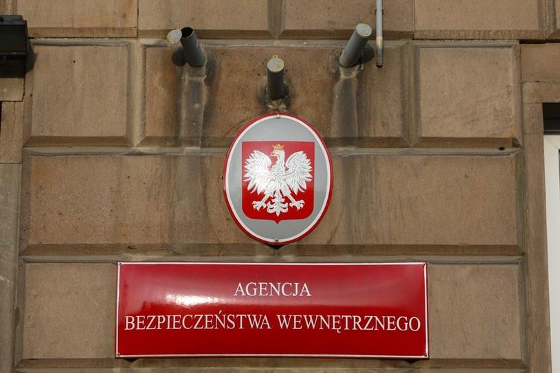 Agencja Bezpieczeństwa Wewnętrznego /Stanisław Kowalczuk /East News