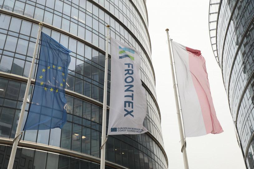 Agencja Frontex (Europejska Agencja Strazy Granicznej i Przybrzeznej) - siedziba przy pl. Europejskim 6 / Jakub Kamiński    /East News