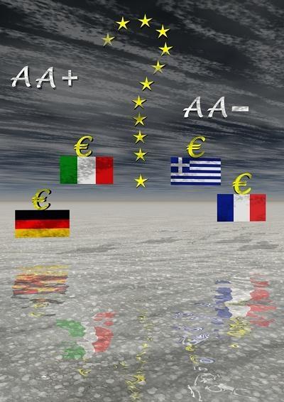 Agencja Moody's: Ratingi krajów UE są zagrożone /© Panthermedia