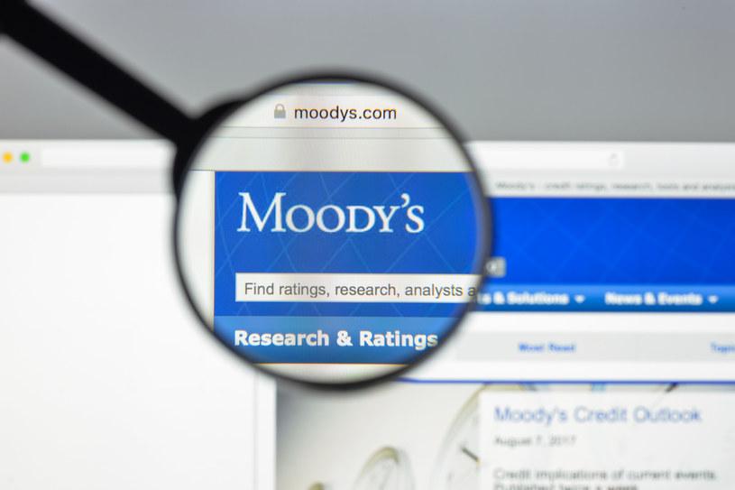 Agencja ratingowa Moody's obniżyła prognozę wzrostu PKB Polski /123RF/PICSEL