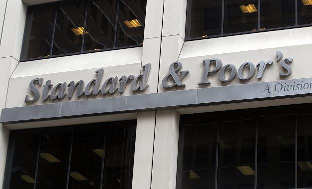 Agencja S&P podjęła decyzję w sprawie ratingu Polski /AFP