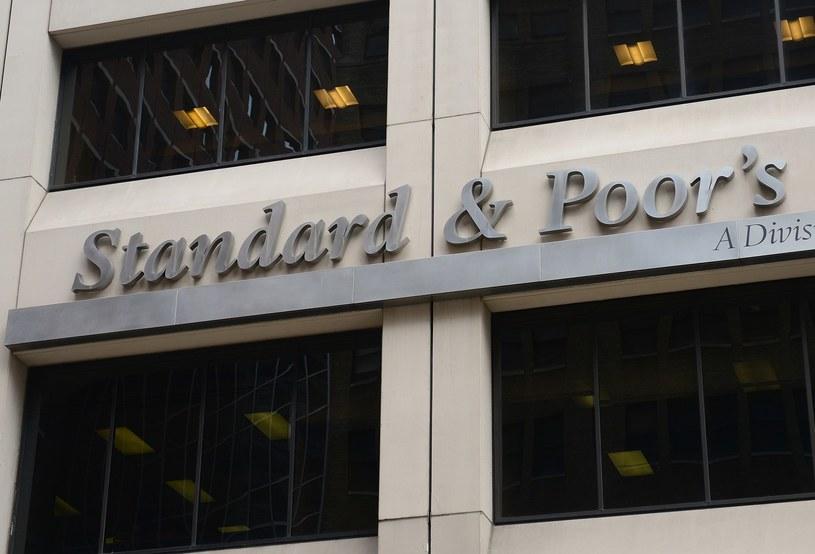 """Agencja S&P potwierdziła rating Polski na poziomie """"A-"""" z perspektywą stabilną /AFP"""