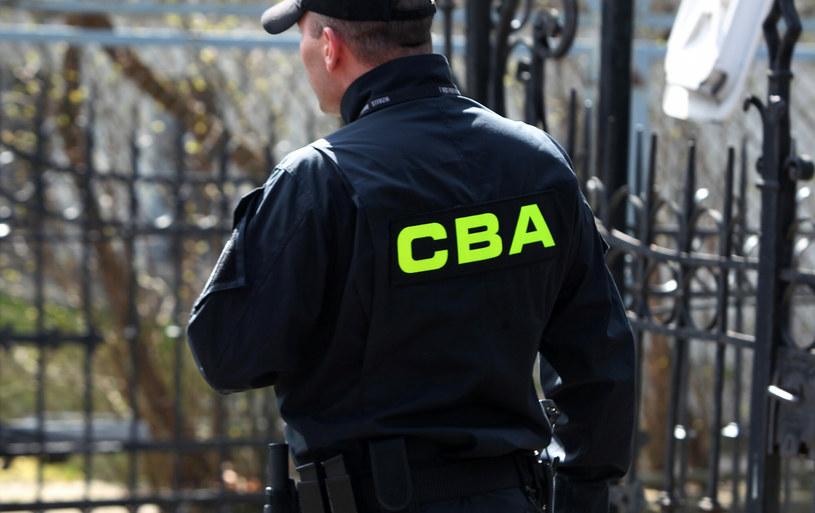 Agent CBA; zdj. ilustracyjne /STANISLAW KOWALCZUK /East News