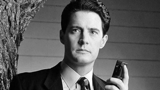 Agent FBI Dale Cooper (Kyle MacLachlan) /internet