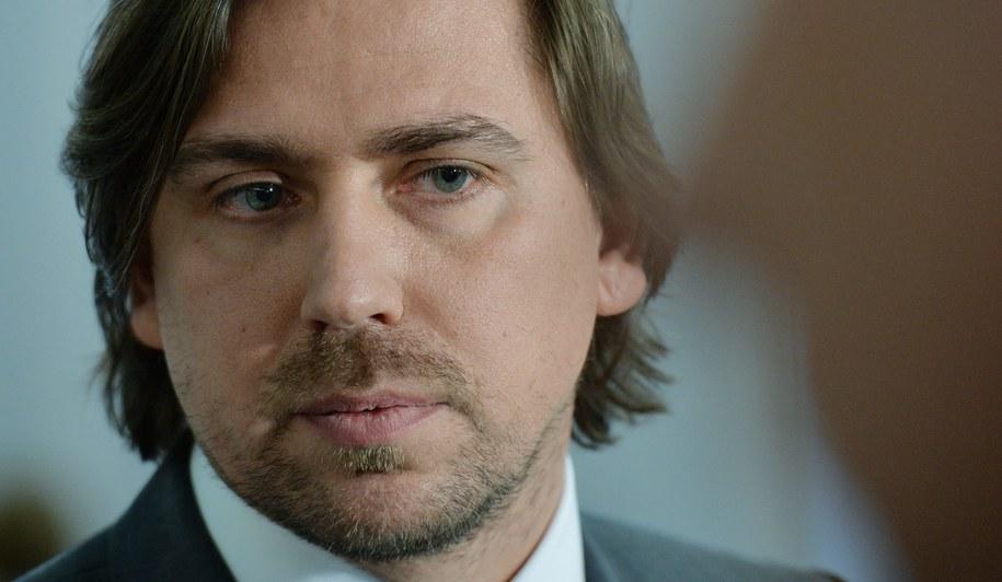 Agent Tomek był w przeszłości policjantem i funkcjonariuszem CBA / Radek Pietruszka   /PAP