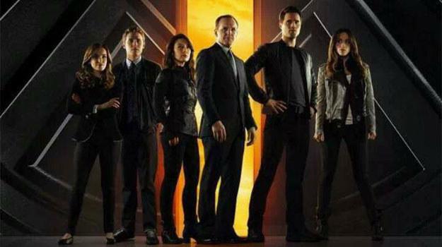"""""""Agents of S. H. I. E. L. D."""" /materiały prasowe"""