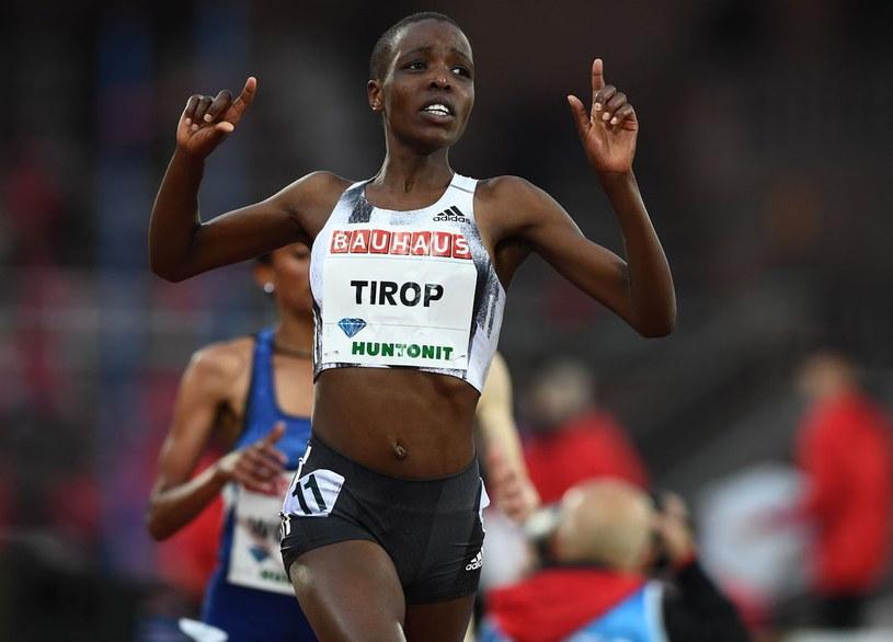 Agnes Tirop /AFP