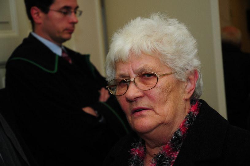 Agnes Trawny na zdjęciu z 2009 roku /JACEK LITWIN / SE  /East News