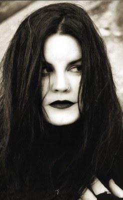 Agnete M. Kirkevaag (Madder Mortem) /Oficjalna strona zespołu