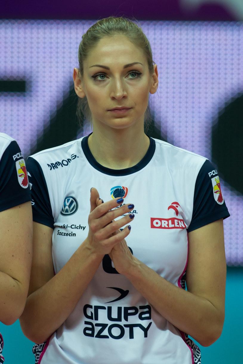 Agnieszka Bednarek /PRZEMYSLAW SZYSZKA/SE /East News