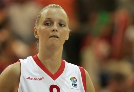 Agnieszka Bibrzycka /Agencja Przegląd Sportowy