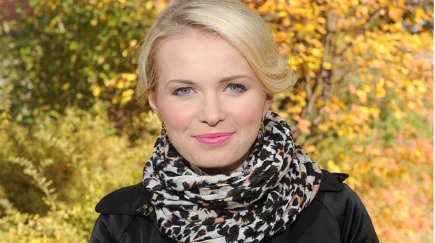 Agnieszka Cegielska będzie rozmawiać ze znanymi postaciami biznesu, sportu i kultury /TVN