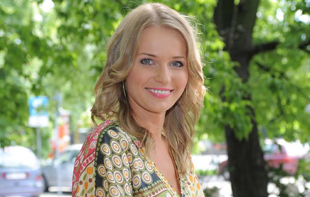 Agnieszka Cegielska, fot. Andrzej Szilagyi  /MWMedia
