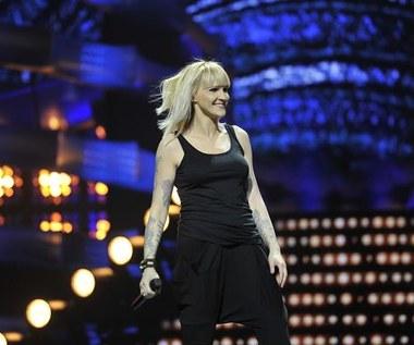 Agnieszka Chylińska na Sopot TOPtrendy 2014