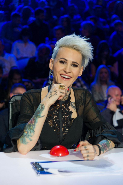 Agnieszka Chylińska w 2019 roku /Artur Zawadzki /East News