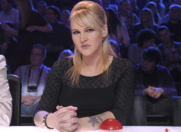 Agnieszka Chylińska została mamą Krysi /AKPA