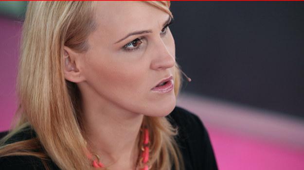 Agnieszka Chylińska /Grzegorz Press /TVN