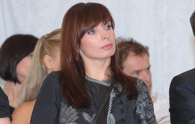 Agnieszka Dygant, fot.Paweł Przybyszewski  /MWMedia