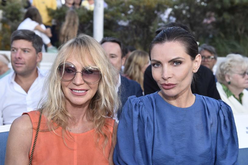Agnieszka Dygant i Beata Ścibakówna /AKPA
