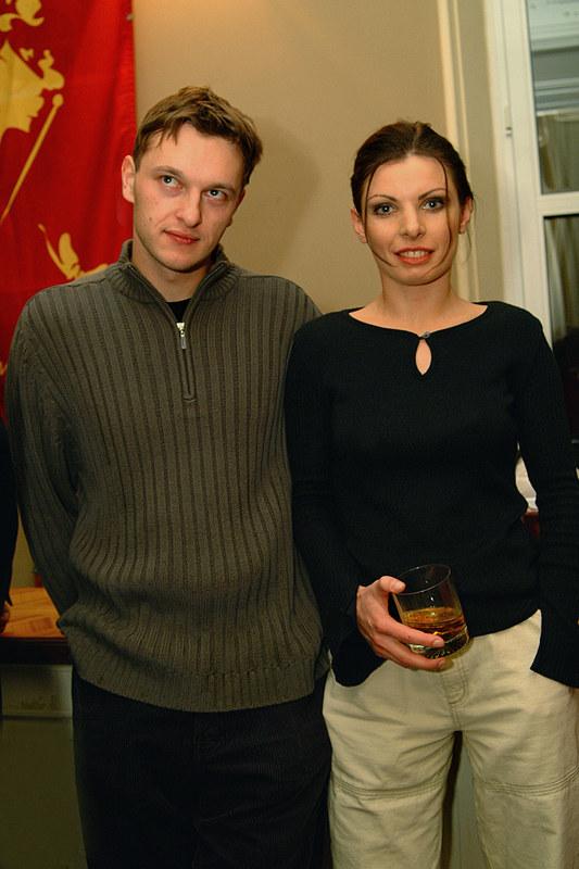 Agnieszka Dygant i Marcin Władyniak poznali się na pierwszym roku studiów. Niestety, ich uczucie nie przetrwało do dziś... /Prończyk /AKPA