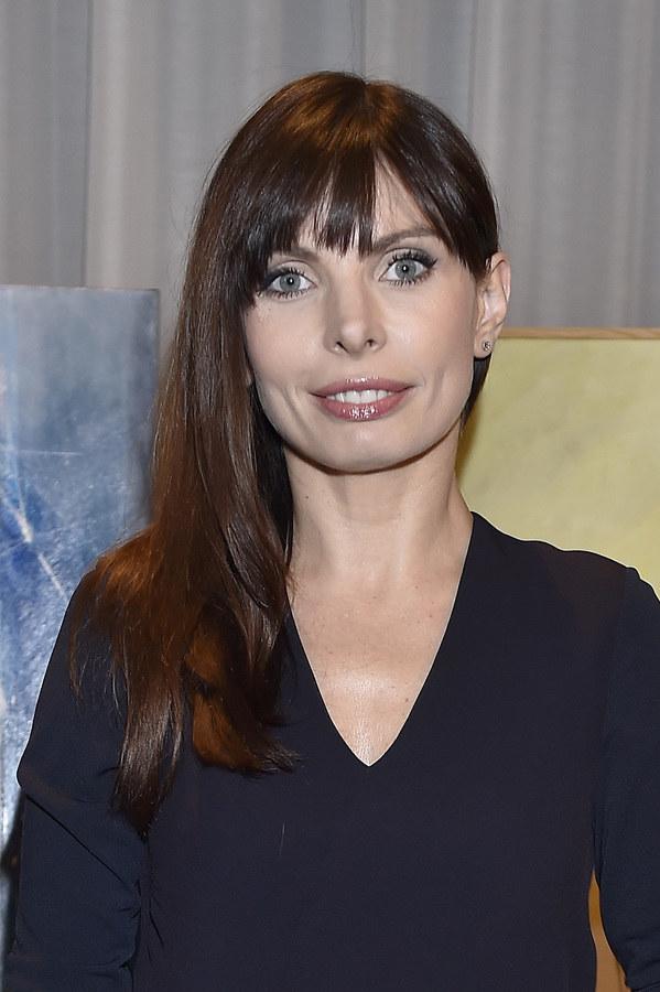 Agnieszka Dygant, marzec 2015 /Kurnikowski /AKPA