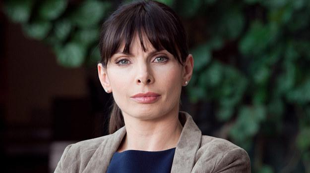 Agnieszka Dygant /Agnieszka K. Jurek /TVN