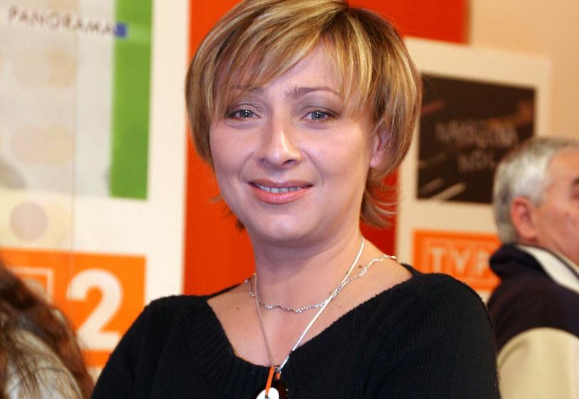 Agnieszka Dymecka /Piotr Fotek /East News
