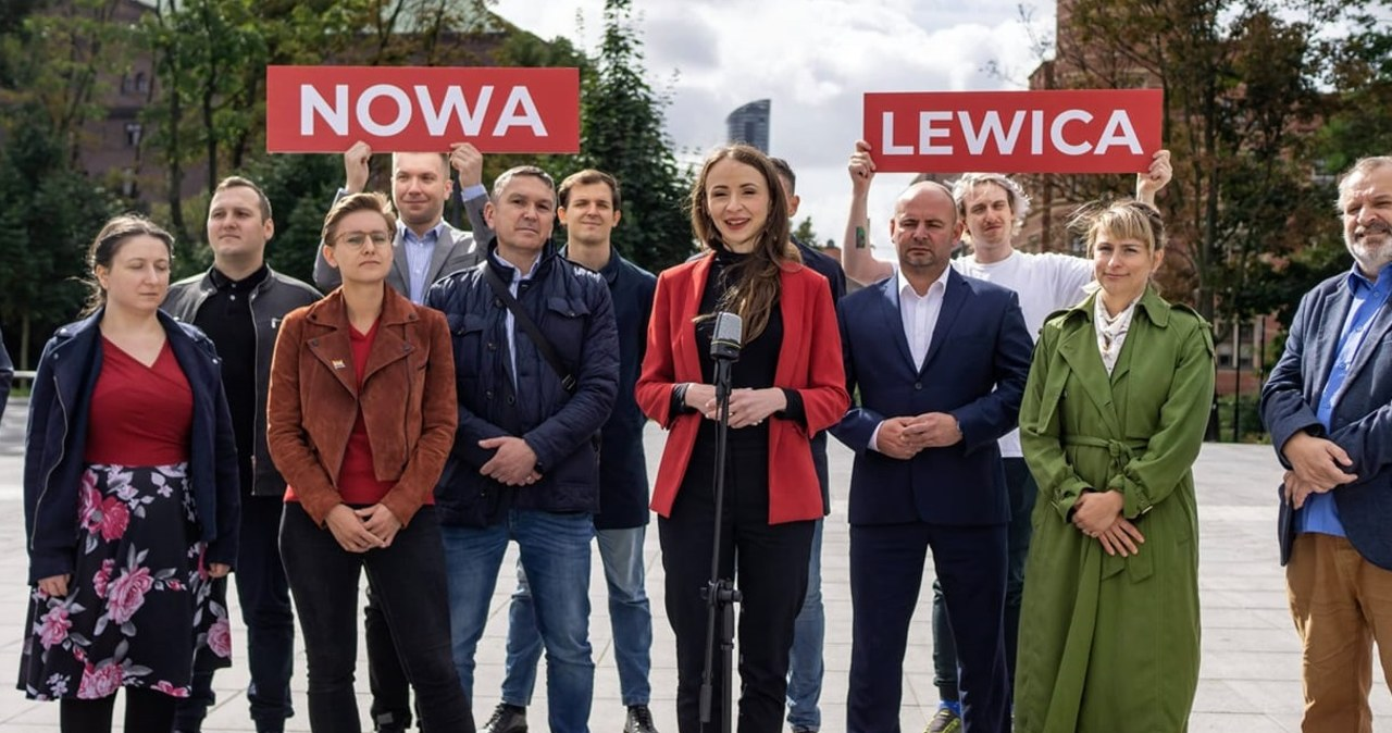 Agnieszka Dziemianowicz-Bąk dołączyła do frakcji SLD w Nowej Lewicy