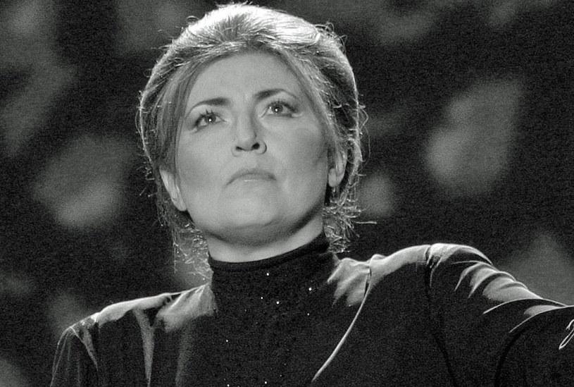 Agnieszka Fatyga (1958-2020) /Tomasz Zukowski /East News