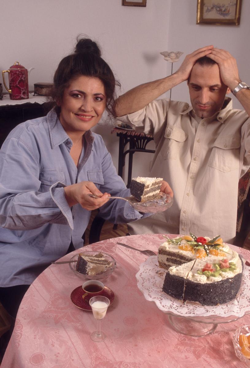 Agnieszka Fatyga nie poczęstowała Bohdana Gadomskiego obiadem. Dziennikarz obraził się na wiele lat /Marcin Michalski/Studio69 /Agencja FORUM