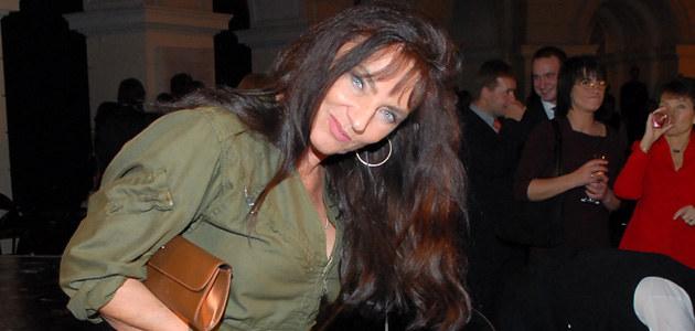 Agnieszka Fitkau-Perepeczko, fot. Andrzej Szilagyi  /MWMedia