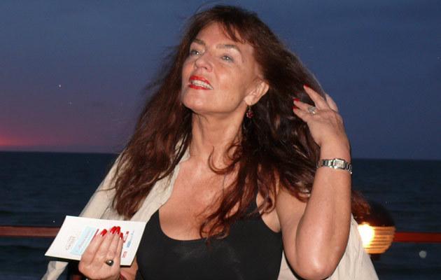 Agnieszka Fitkau-Perepeczko, fot. Tomek Piekarski  /MWMedia