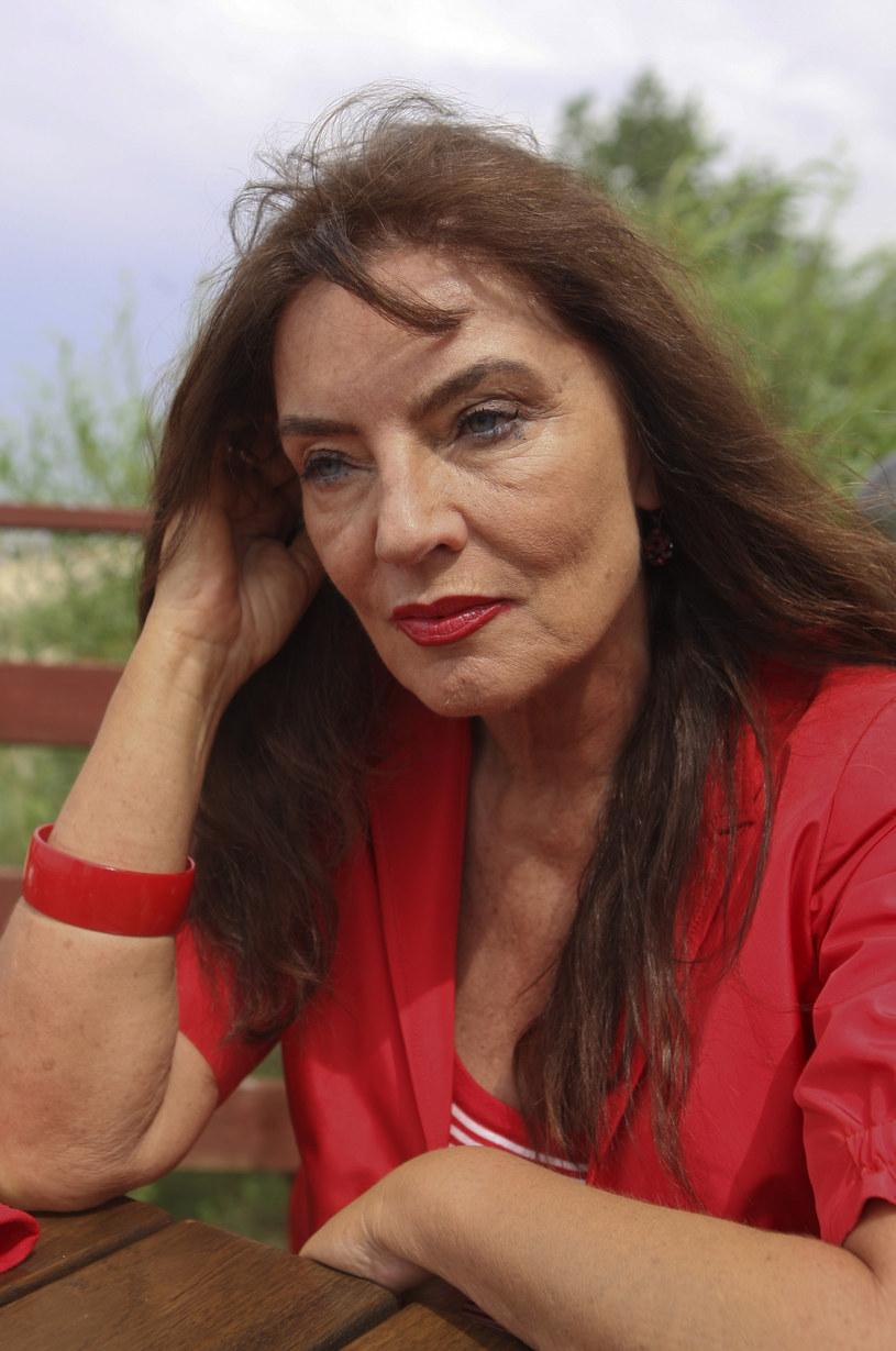 Agnieszka Fitkau-Perepeczko, fot. Wojtek Tolyz /Reporter