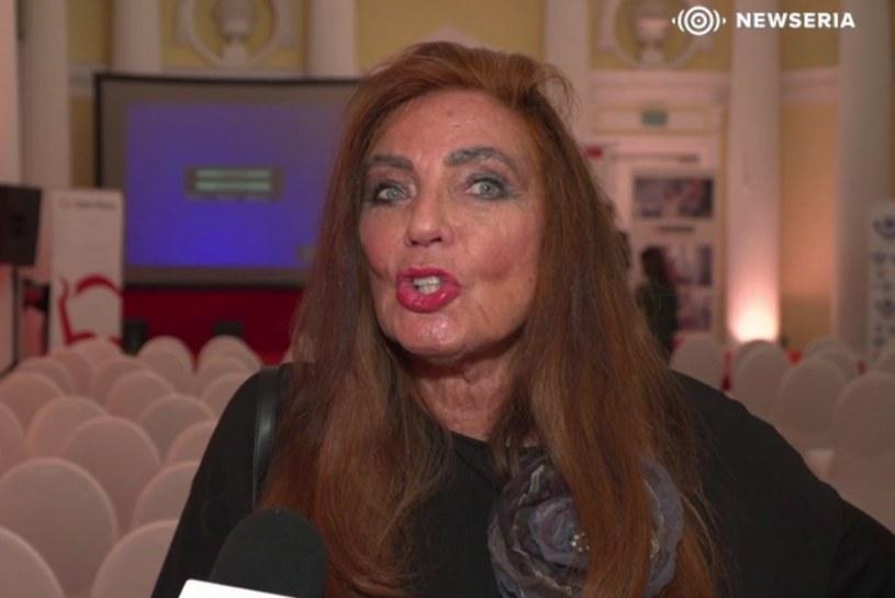 Agnieszka Fitkau-Perepeczko w wywiadzie dla Newserii /